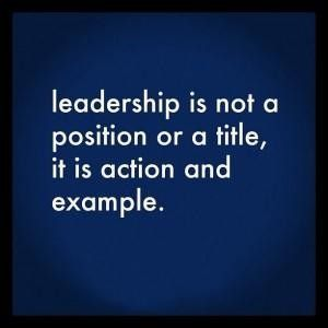 leadership quote 1