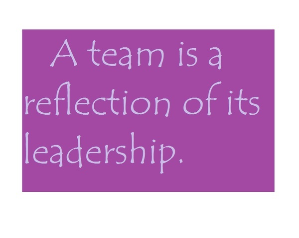 Quotes for leaders reflections on leadership and learning