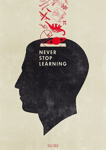 never stop learning 2