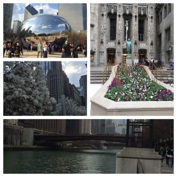 Chicago walk