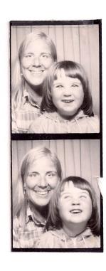 Mom & I in 1978