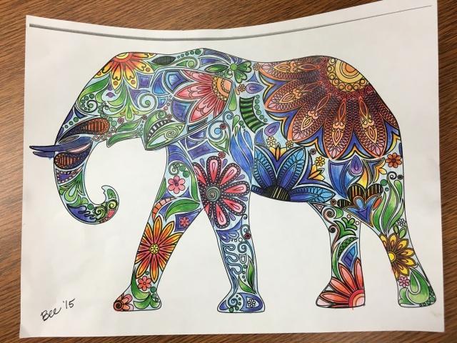 Barb's elephant