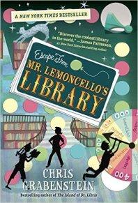 lemoncello library
