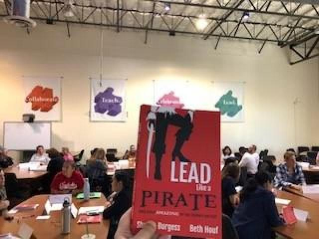 Teacher Leadership Book Study Pictures (2)