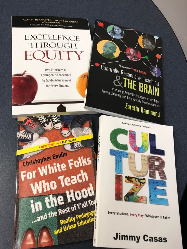 equity books